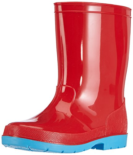 Chuva Unisex-Kinder Luca KINDERLAARS PVC 27 Gummistiefel, Rot (Rot(Rood) 03)