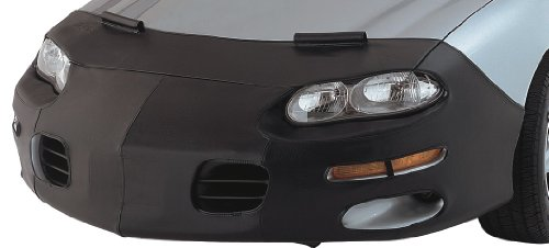 LeBra 551445-01 Each LeBra is specifically designed to your exact vehicle model Front End Bra LeBra Custom Front End Cover If your model has fog lights special air-intakes or even pop-up headlights there is a LeBra for you