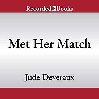 Met Her Match audiobook cover art