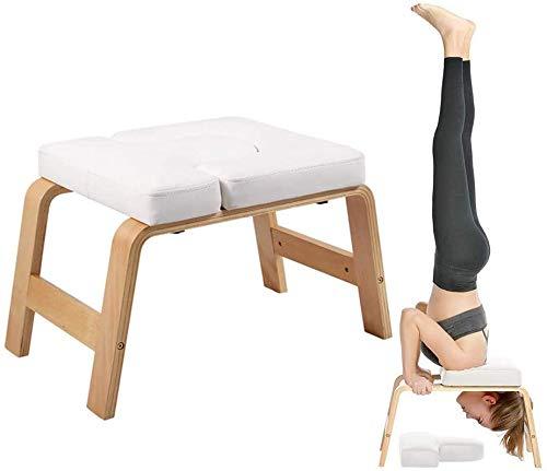 Yoga Kopfstandhocker,Hocker Head-Stand Für Yoga-Starter-Sets,Stuhl...