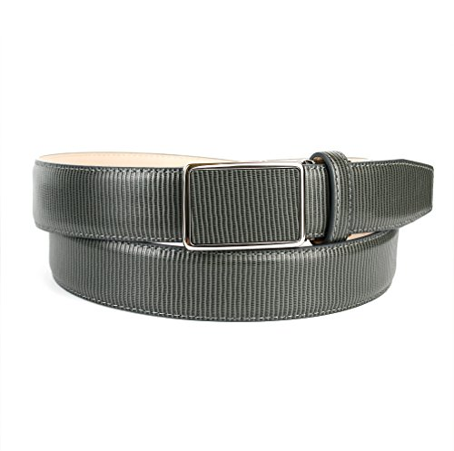 Anthoni Crown 17G70 Ceinture, Grau (Grau 070), 100 Homme