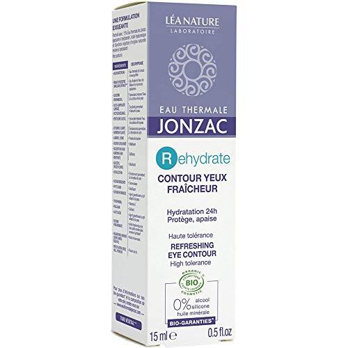 Eau Thermale Jonzac Soin Contour des Yeux sans Parfum Flacon Pompe de 15 ml - cosmetique BIO