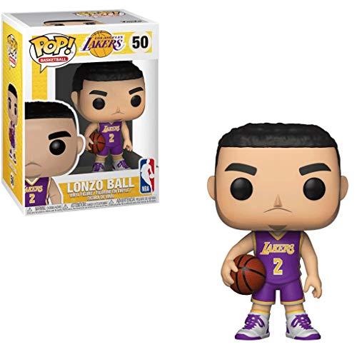 Funko Pop Basketball : Lakers - Lonzo Ball Vinyl 3.75inch for NBA Fans for Boy