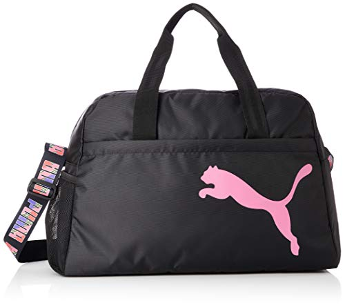 Puma Damen Sporttasche Active Training Essential 076627 Puma Black-Bubblegum One Size