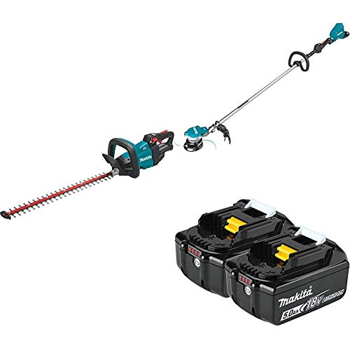 Why Should You Buy Makita XHU07Z 18V LXT Lithium-Ion Brushless Cordless 24 inch Hedge Trimmer and XR...