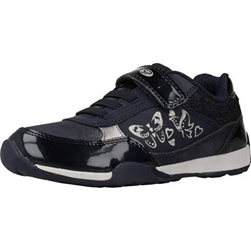 Geox Laufschuhe Mädchen, Farbe Blau, Marke, Modell Laufschuhe Mädchen J94G2A Blau
