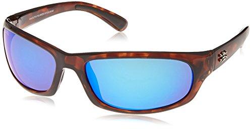 Calcutta Steelhead Original Series Fishing Sunglasses, Tortoise