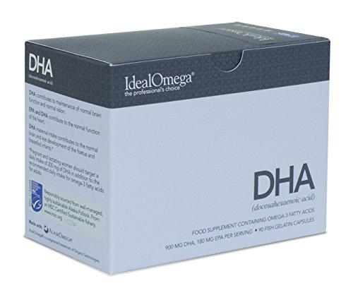 Ideal Omega Suplemento Nutricional - 1 envase
