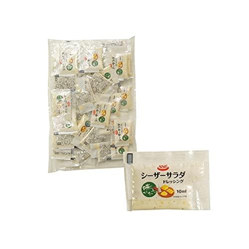 シーザーサラダドレッシング (10ml×40袋) サラダ お弁当 アウトドア テイクアウト 小袋