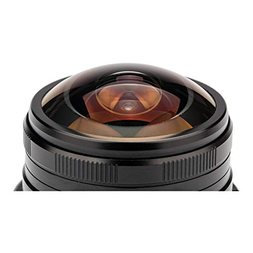 Venus Laowa 4mm f/2.8 Circular Fisheye Lens for MFT Mount