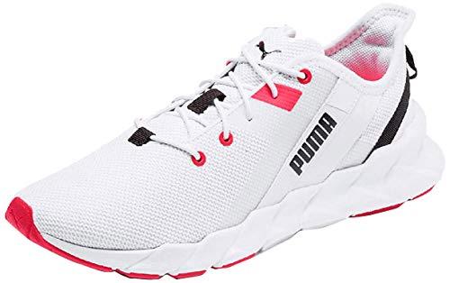 PUMA Damen Weave Xt WN's Laufschuh, Weiß (Puma White-pink Alert 05), 40.5
