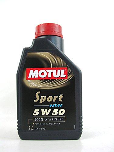 Motul Sport 5W50 1 Liter