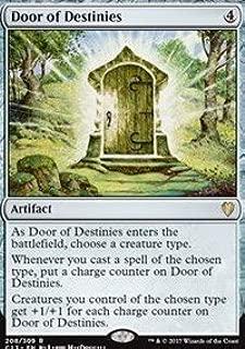 Door of Destinies - Commander 2017