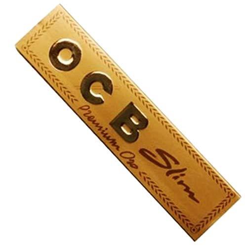 All u need OCB Gold Kingsize Slim Premium Zigarettenpapier Drehpapier Papers roll papes Aschenbecher (1)