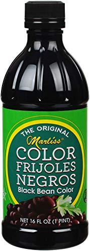 The Original Marliss Black Bean Color Frijoles Negros