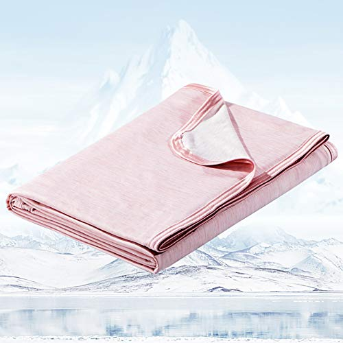 Avoalre Manta Verano con Fibra de Enfriamiento Japonesa ARC-Chill, Q-MAX 0.4, Ambos Lados Súper Suave Transpirable, 100%...