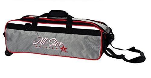 Roto Grip RG3003 Bowling Bag, Slate/Black/White/Red,