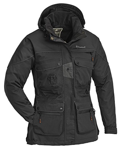 Pinewood 3080 New Jacke Dog Sports Damen schwarz (415) L