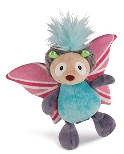 NICI 42806 Jolly Mäh 32 Kuscheltier Schmetterling Speedy-Amore, 25 cm, bunt