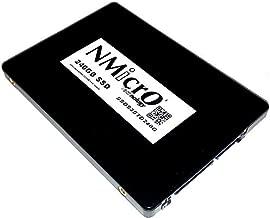 "NMicro Disque Flash SSD Interne 2,5"" 240 Go 240G 240GB SATA III Disque Dur 7mm SATA3 SATAIII SATA 6G SATA6G After formatted 223GB …"