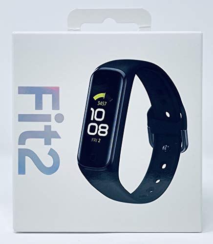 Samsung Galaxy Fit 2 Bluetooth Fitness Tracking Smart Band (Black) Nebraska