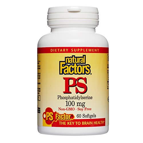 Natural Factors Ps -100 Mg 60 Caps