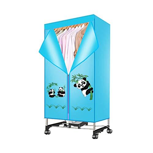 Deshu wasdroger met hoge prestaties, droger, sneldrogend, sneldrogend, voor wasmachine en slaapkamer met 15 kg wasmachine, 900 W