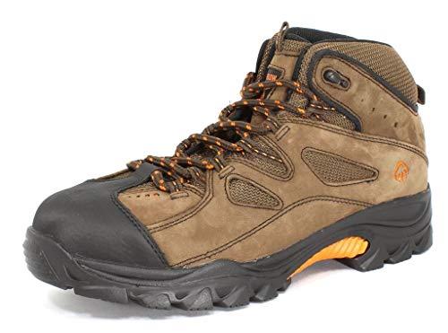 Wolverine Men's W02194 Hudson Boot, Brown/Black, 11 M US