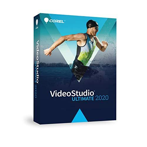 Corel VideoStudio *Ultimate* 2020 - Die Video-Bearbeitung Deluxe - DEUTSCH / Multilingual / Windows / Mini-BOX