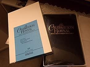 CELEBRATION HYMNAL PREMIUM GIFT EDITION KJV LEATHER