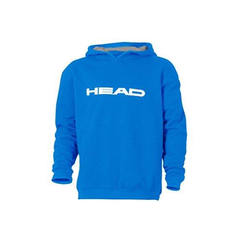 Head Team Adult Hoody–Felpa per Uomo, Uomo, Azzurro (LB), XXXL