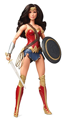 Barbie Justice League Wonder Woman (Mattel DYX57)