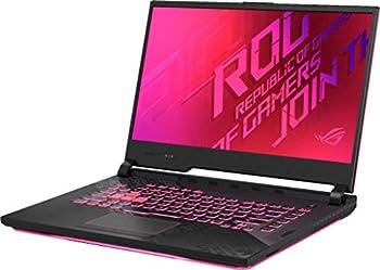 ASUS ROG Strix G 15.6 Inch FHD Gaming Laptop Bundle Woov Accessory   Intel Core i7-10750H   NVIDIA GeForce GTX 1650 Ti   16GB DDR4 RAM   512GB SSD   RGB Backlit Keyboard   Windows 10 Home