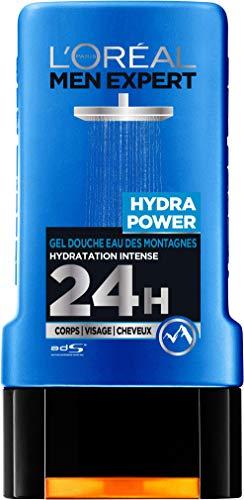 L'Oréal Men Expert Hydra Power Duschgel für Herren, 300 ml