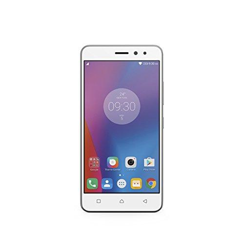 "Smartphone Lenovo Vibe K6 K33a48 Dual Sim 16gb Tela De 5.0"" 13mp/8mp Os 6.0.1 - Cinza"