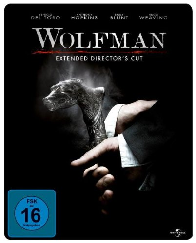 Wolfman - Extended Version/Steelbook [Blu-ray] [Director's Cut]