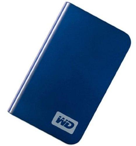 Western Digital My Passport Essential WDME5000TE 6,4 cm (2,5 Zoll) externe Festplatte 500 GB USB, schwarz
