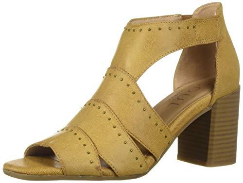 SOUL Naturalizer Women's CHRISTINA Sandal, LATTE, 11 M US