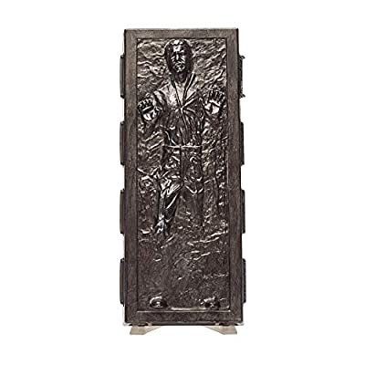 Star Wars The Black Series Han Solo (Carbonite) 6-Inch-Scale The Empire Strikes Back 40TH Anniversary Collectible Figure with Stand (Amazon Exclusive) from Hasbro