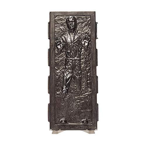 Star Wars The Black Series - Han Solo (Action figures 15 cm da collezione, Carbonite, ispirato al film Star Wars: L'Impero Colpisce Ancora - Edizione 40° anniversario)