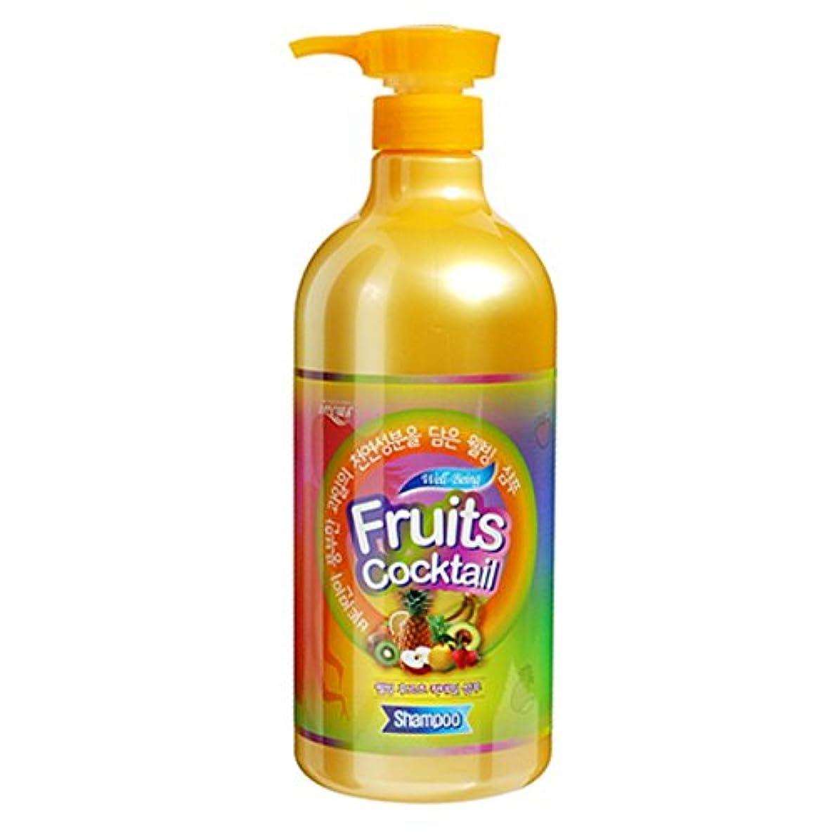同性愛者デコレーション人柄[Somang/希望] Incus Fruits Cocktail Shampoo 980ml/希望のキュスフルーツカクテルシャンプー(海外直送品)