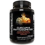 Curcumina fitosoma Meriva 500 mg di Intelligent Labs, con assorbimento migliorato del 2900...