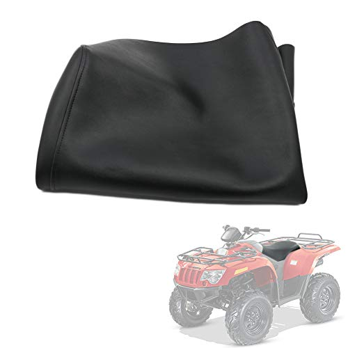 Motoparty Seat Cover Black For Arctic Cat 4X4 2X4 1996-2005 250 300 400 454 500 Bearcat