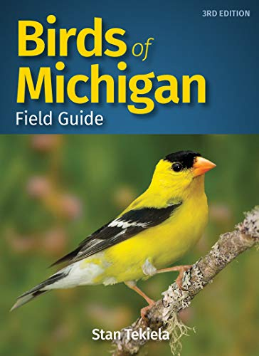 Birds of Michigan Field Guide (Bird Identification Guides)