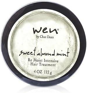 WEN Re Moist Intensive Hair Treatment 112g sweet almond mint [並行輸入品]