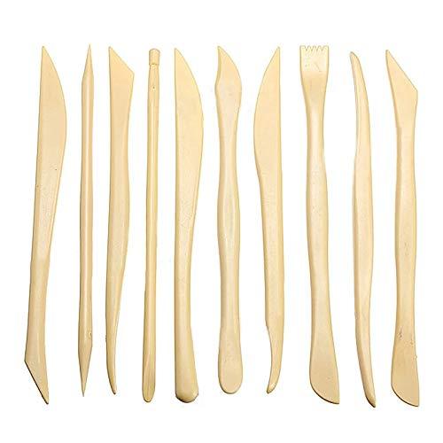 set de herramientas para ceramica