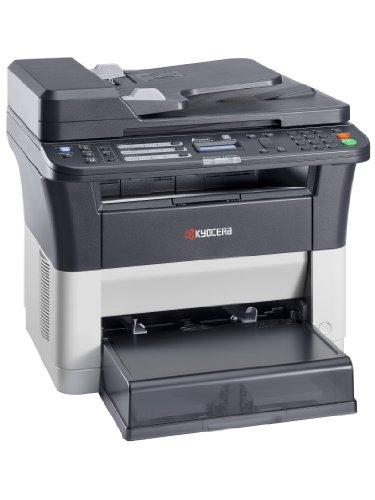 Kyocera Klimaschutz-System Ecosys FS-1325MFP 4-in-1 Laser-Multifunktionsdrucker: Duplex Drucker, SW-Drucker, Kopierer, Scanner, Fax