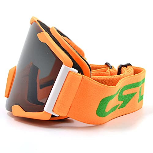 100% Motocross-Goggles-Gläser Moto Cross Motorcycle Goggle Off Road Dirt Bike-Gläser (Color : Mode1)