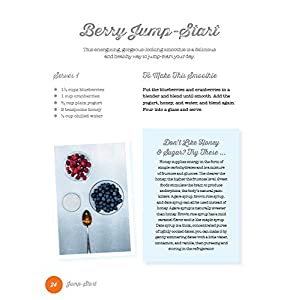 Healthy Juicing Cookbook: Delicious and Nutritious Juice and Smoothie Recipe Book for Energy, Detox, Weight Loss and More (Juicer, Blender Recipes)