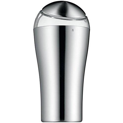 WMF Loft Cocktail Set 3-teilig, Edelstahl Cocktail Shaker mit Sieb, 600ml, Cromargan Edelstahl mattiert, spülmaschinengeeignet